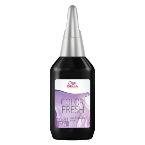 Wella Color Fresh 10/81 Lightest Pearl Ash Blonde (75 ml)