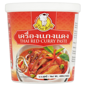 Thai Boy Czerwona pasta curry 400 g