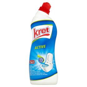 Kret Active 7w1 Żel do WC 750 g