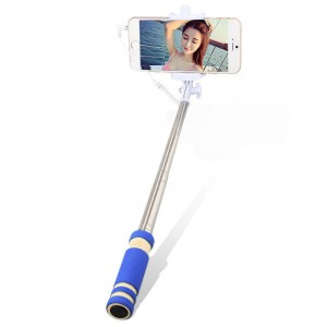 Selfie Stick - Mini - Blue